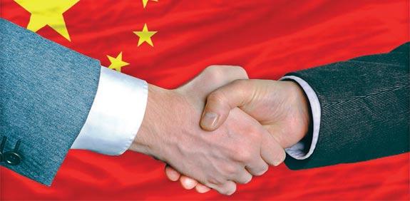 עסקים עם סינים / צילום: shutterstock