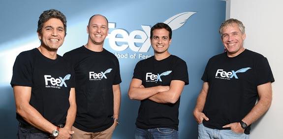 מייסדי FEEX / צילום: איל יצהר