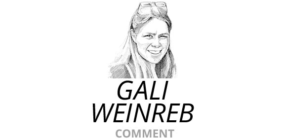 Gali Weinreb  illustration: Gil Gibli