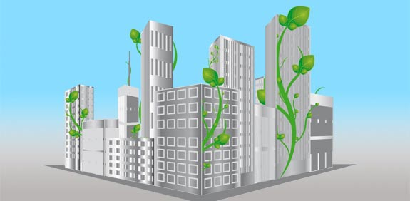 משרד- בנייה ירוקה / צילום: שאטרסטוק