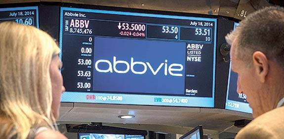 Abbvie / צילום: רויטרס