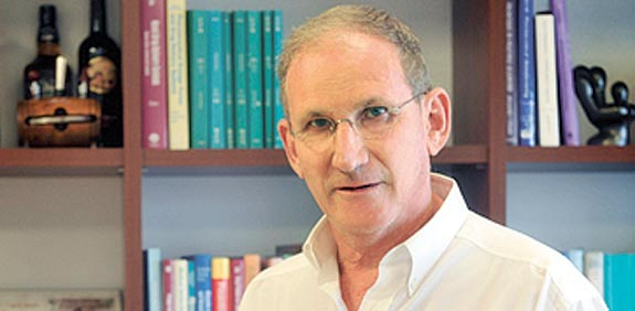 """ד""""ר אהוד מרום / צילום: יחצ"""