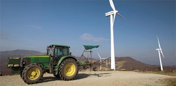 פרויקט של Vestas בקוריאה הדרומית / צילום: בלומברג