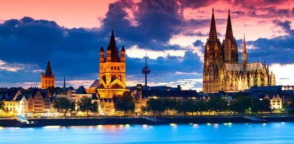 Cologne Photo: Shutterstock