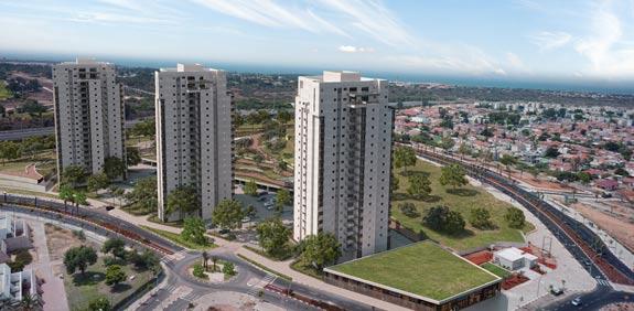 שכונה חדשה באור עקיבא / צילום: כנען שנהב אדריכלים