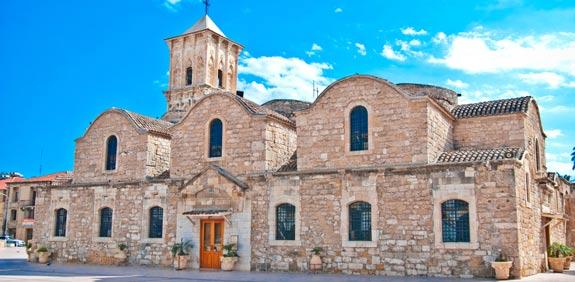 Larnaca  photo: Shutterstock