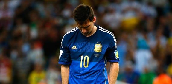 ליונל מסי נבחרת ארגנטינה / צילום: רויטרס