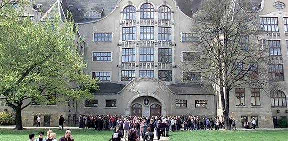 בית ספר בגרמניה/ צילום: רויטרס