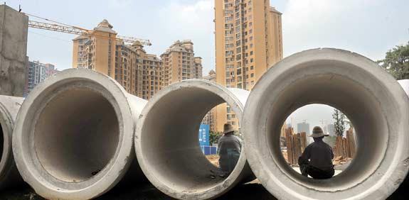 פרויקט בנייה סיני / צילום: רויטרס