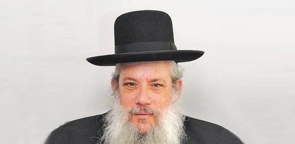 הרב חנוך זייברט / צילום: מרכז השלטון המקומי