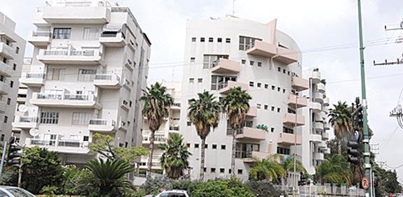 דירת 4 חדרים בתל אביב, בשכונת בבלי בצפון הישן, ברחוב הנשיאים / צילום: יחצ
