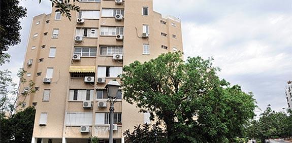 דירת 3 חדרים ברחוב שלום אש, תל אביב-יפו /  צילום: יחצ
