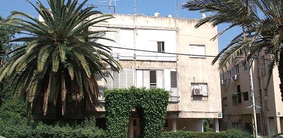בן גוריון 12 רמת גן  / יח`` צ  ג`ואנה כהן