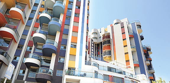 פרויקט מגדלי נאמן, תל אביב -יפו / צילום: איל יצהר