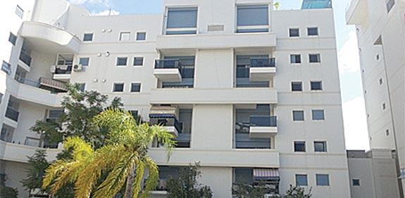 דירת 4 חדרים, אשדוד, רחוב הציונות / צילום: תמר מצפי