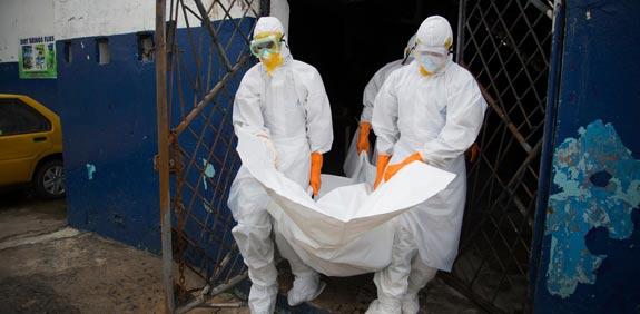 """אבולה / צילום: : יוניסף, ארגון האו""""ם למען ילדים"""