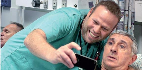 קמפיין קופת חולים מכבי / צילום: יחצ