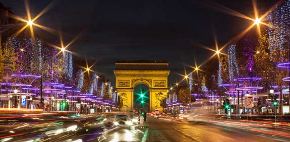 שאנז אליזה פריז /  קרדיט: שאטרסטוק