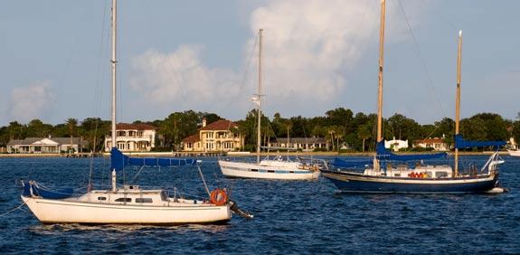 סנט אוגוסטין - פלורידה / צילום: שאטרסטוק