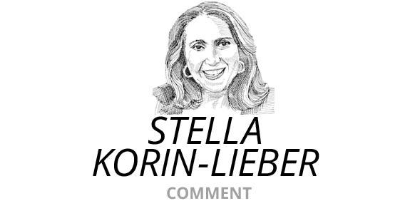Stella Korin-Lieber  illustration: Gil Gibli
