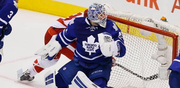 טורונטו מייפל ליפס, NHL / צלם: רויטרס