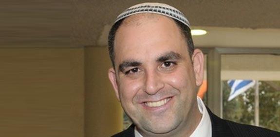 יאיר רביבו ראש עיריית לוד / צילום: מתוך אתר עיריית לוד