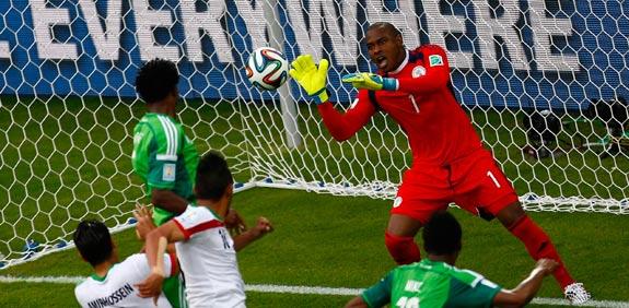 וינסנט אניימה, נבחרת ניגריה, מונדיאל 2014 / צלם: רויטרס
