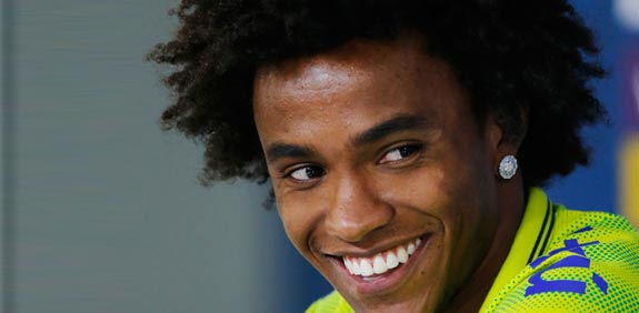 וויליאן, נבחרת ברזיל, מונדיאל 2014 / צלם: רויטרס