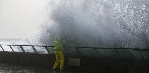 סערה / צילום: רויטרס
