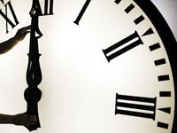 שעון חורף, שעון קיץ, מחוגים / צלם רויטרס