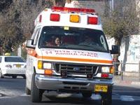 אמבולנס פיגוע פיצוץ אסון / צלם:  אריאל ירוזלימסקי