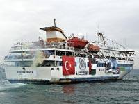 ספינת המשט הטורקית, המרמרה / צלם רויטרס