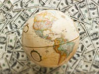 מניות דולרים כדור הארץ / צילום photo to go
