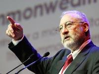 ג`וזף שטיגליץ, חתן פרס נובל לכלכלה / צלם: רויטרס