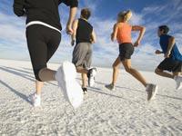 אימון ריצה כושר גופני / צלם: פוטוס טו גו