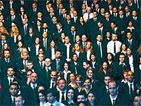 טקס הסמכת עורכי דין / צילום: איל גפן
