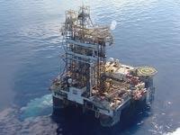 קידוח לוויתן נפט גז / צילום: לילה כלכלי ערוץ 10