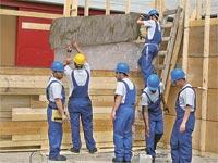 פועלי בנין נדלן  / צילום: הקרן לעידוד הפיתוח הבנייה בישראל