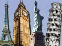 ביג בן  מגדל אייפל לונדון פריז איטליה מגדל פיזה ניו יורק פסל החירות תיירות חופשה / צלם: רויטרס
