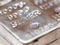 מטילי כסף סחורות / צלם: בלומברג