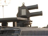 """ערכת ההגנה """"חץ דורבן"""" בפיתוחם של תע""""ש וראדא / צילום: אתר תע""""ש"""