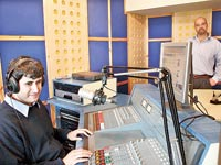 סוהיל כראם מנכ``ל רדיו א-שאמס / צילום: יחצ