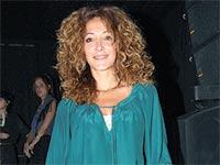 אורנה אלוביץ, תצוגת אופנה של דורית בר אור / צילום: ענת מוסברג