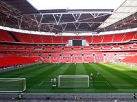 אצטדיון וומבלי בלונדון / צילום: רויטרס
