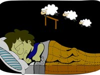 שינה / איור: thinkstock