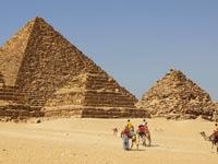 מצרים פירמידה פירמידות  / צלם: רויטרס