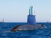 צוללת דולפין חיל הים צהל / צלם: רויטרס