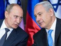 בנימין נתניהו נשיא רוסיה  ולדימיר פוטין / צלם: רויטרס