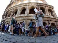 איטליה רומא קולסאום / צלם: רויטרס