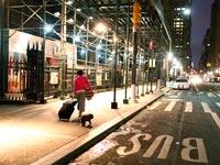 מנהטן לפני סופת ההוריקן סנדי / צילום: רויטרס